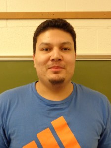 Mr. Ludwin Guillen returns for the third year as an assistant with the 2nd graders. He is presently taking courses at Montgomery College. He would like to continue his education in film school.